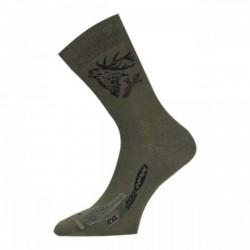 Носки тонкие удлиненные трекинговые Lasting CXJ